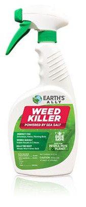 earths ally weed killer 24oz