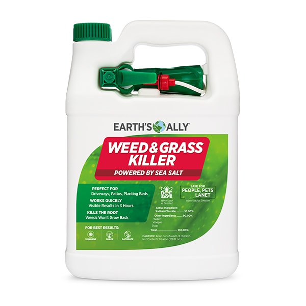 Natural Weed Grass Killer